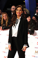 Stacey Solomon, National Television Awards, The O2, London, UK, 22 January 2019, Photo by Richard Goldschmidt