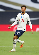 Tottenham's Dele Alli during the Premier League match at the Tottenham Hotspur Stadium, London. Picture date: 23rd June 2020. Picture credit should read: David Klein/Sportimage