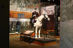 11.01.2016, Museum, Gettysburg, USA, Battle of Gettysburg, im Bild Im Museum sind zahlreiche Exponate aus der Schlacht und dem Amerikanischen Buergerkrieg zu sehen // View the historic site of the Battle of Gettysburg at Museum in Gettysburg, United States on 2016/01/11. EXPA Pictures © 2016, PhotoCredit: EXPA/ Eibner-Pressefoto/ Hundt<br /> <br /> *****ATTENTION - OUT of GER*****
