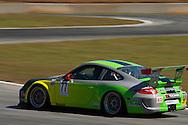 #77 Kelly Moss Motorsports Porsche 911 GT3 Cup: Seth Davidow
