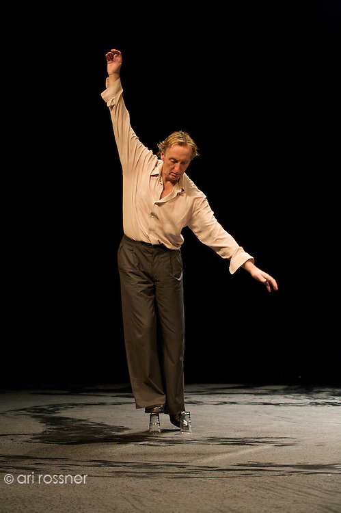 First representation of the company in Paris after Pina Bausch's death&lt;br&gt;<br /> Dominique Mercy