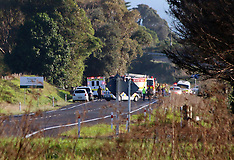 Tauranga-Fatal accident on SH2, Western Bay of Plenty