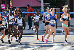 lead women, Pashley and Diver run off course<br /> TCS New York City Marathon 2019