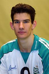 12-12-2002 NED: Selectie SSS seizoen 2002-2003, Barneveld<br /> Training SSS Barneveld en Sponsor / Rob Bontje