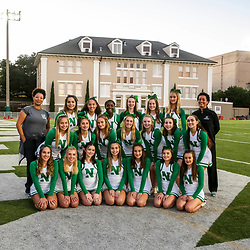 Newman Cheerleaders Team