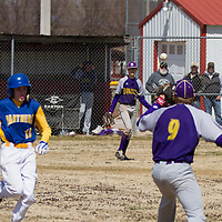 03-22-14 Berryville Baseball vs. Bergman