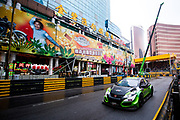 Zsolt David SZABO, Zengo Motorsport, Honda Civic WTCC<br /> 64th Macau Grand Prix. 15-19.11.2017.<br /> Suncity Group Macau Guia Race - FIA WTCC<br /> Macau Copyright Free Image for editorial use only