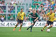 20140806 Slask v Dortmund @ Wroclaw