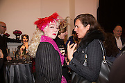 PINKIETESSA, Isabella Blow: Fashion Galore! private view, Somerset House. London. 19 November 2013