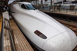 05-10-2018 JPN: World Championship Volleyball Women day 7, Nagoya<br /> Travel day from Yokohama to Nagoya with the bullet train.