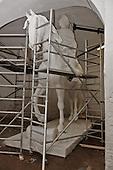 Christian IV Bryghus - Rytterstatuer