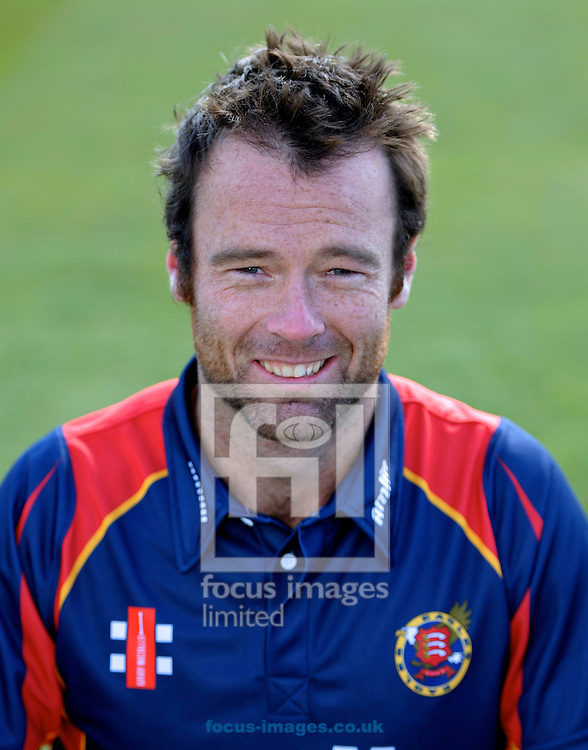 Picture by Alan Stanford/Focus Images Ltd +44 7915 056117.02/04/2013.Rob Quiney pictured during Essex County Cricket Club Media Day at the County Ground, Chelmsford, Essex.