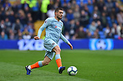 Mateo Kovacic (17) of Chelsea during the Premier League match between Cardiff City and Chelsea at the Cardiff City Stadium, Cardiff, Wales on 31 March 2019.