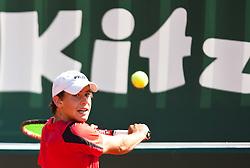 04.08.2010, Sportpark, Kitzbühel, AUT, ATP Challenger, Austrian Open 2010, im Bild Dominic THIEM (AUT), EXPA Pictures © 2010, PhotoCredit: EXPA/ J. Feichter