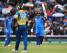 India v Sri Lanka - 8 June 2017