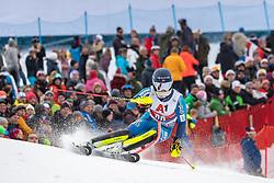 26.01.2020, Streif, Kitzbühel, AUT, FIS Weltcup Ski Alpin, Slalom, Herren, 2. Lauf, im Bild Atle Lie Mcgrath (NOR) // Atle Lie Mcgrath of Norway in action during his 2nd run in the men's Slalom of FIS Ski Alpine World Cup at the Streif in Kitzbühel, Austria on 2020/01/26. EXPA Pictures © 2020, PhotoCredit: EXPA/ Johann Groder