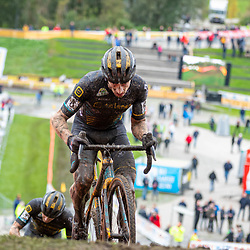 2019-10-19: Cycling: Superprestige: Boom: Quinten Hermanns dominated the race in the first half