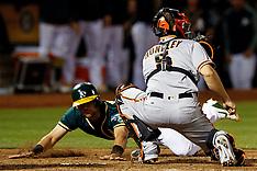 20170731 - San Francisco Giants at Oakland Athletics