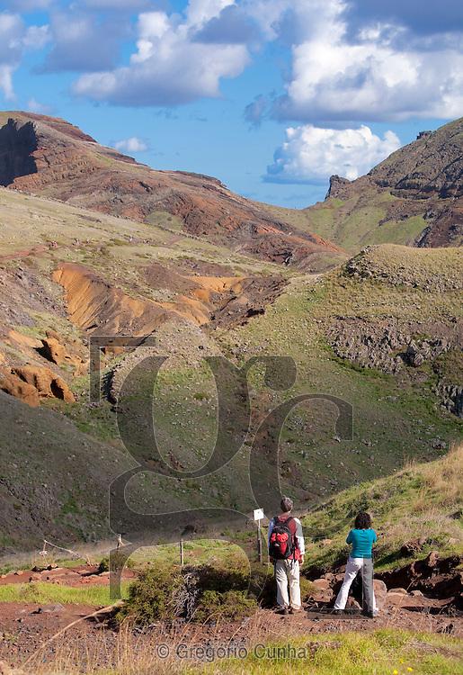 Ponta de Sao Lourenco, Canical, Machico,  Ilha da Madeira, Costa Norte, Madeira Island, North shore, Madeira panorama, scenery, view, landscape.Foto Gregorio Cunha