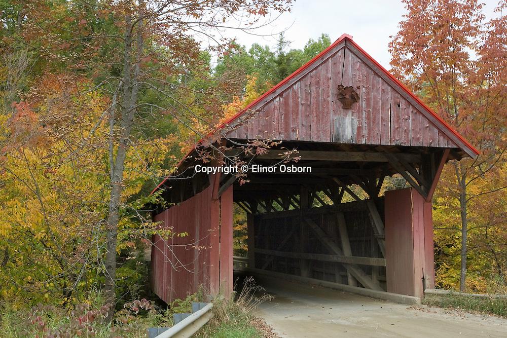Red Bridge, Sterling/ Sterling Brook/ Chaffee Bridge 1896