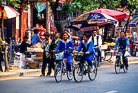 Street scene, Guilin, China