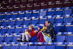 Burnley fans have some prematch food ahead of their side's Premier League fixture against Newcastle United - Mandatory by-line: Robbie Stephenson/JMP - 26/11/2018 - FOOTBALL - Turf Moor - Burnley, England - Burnley v Newcastle United - Premier League
