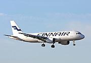 Finnair, Airbus A320-214