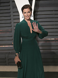 February 26, 2017 - Beverly Hills, California, U.S - Carey Lowell on the red carpet at the 2017 Vanity Fair Oscar Party held at the Wallis Annenberg Center in Beverly Hills, California, Sunday February 26, 2017. (Credit Image: © Prensa Internacional via ZUMA Wire)