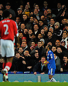 Abusive football fans