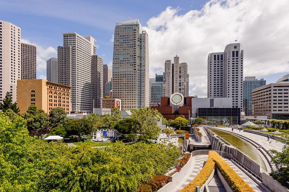 San Francisco, California, Yerba Buena Gardens