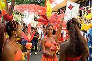 Dancers, November Independence festivities, Cartagena de Indias, Bolivar Department, Colombia, South America.