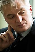 08.11.2006 Warszawa debata w redakcji Dziennika z udzialem Jaroslaw Gowin.Fot Piotr Gesicki Jaroslaw Gowin politician portrait Poland photo Piotr Gesicki