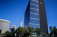 Buenos Aires- Lo skyline dei nuovi quartieri commerciali sorti nei pressi di Puerto Madero