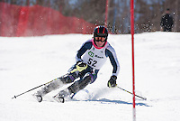 TD Bank Eastern Cup Slalom at Waterville 2nd run  March 27, 2011.