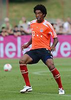 FUSSBALL  1. BUNDESLIGA   SAISON  2012/2013   Trainingsauftakt beim FC Bayern Muenchen 03.07.2012 Dante (FC Bayern Muenchen)