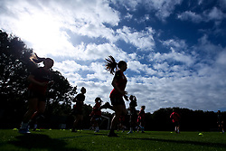 Bristol City Women during training at Failand - Mandatory by-line: Robbie Stephenson/JMP - 26/09/2019 - FOOTBALL - Failand Training Ground - Bristol, England - Bristol City Women Training