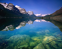 Saint Mary Lake, Glacier National Park Montana USA