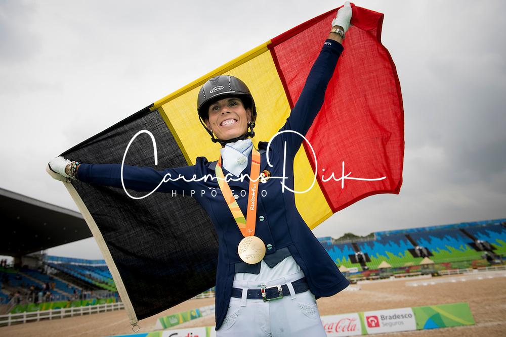 George Michele, BEL, FBW Rainman<br /> Paralympic Rio 2016<br /> &copy; Hippo Foto - Jon Stroud<br /> 16/09/16