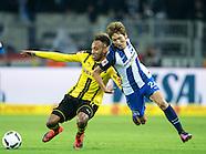 Borussia Dortmund v Hertha BSC 141016