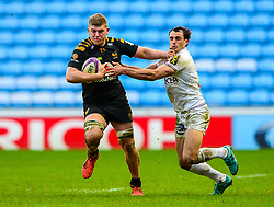 Jack Willis of Wasps - Mandatory by-line: Dougie Allward/JMP - 18/01/2020 - RUGBY - Ricoh Arena - Coventry, England - Wasps v Bordeaux-Begles - European Rugby Challenge Cup