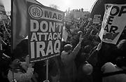 Anti-War Protest, London 2003
