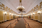 Paleis Noordeinde en Koninklijke Stallen open voor het publiek.  ////  Noordeinde Palace and Royal Stables open to the public.<br /> <br /> Op de foto / On the photo:  Grote Balzaal / Grand Ballroom