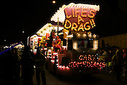 Life's a Drag by Cary Comedians Carnival Club at Bridgwater Carnival, 2009. Third in the Comic Feature Cart Class.