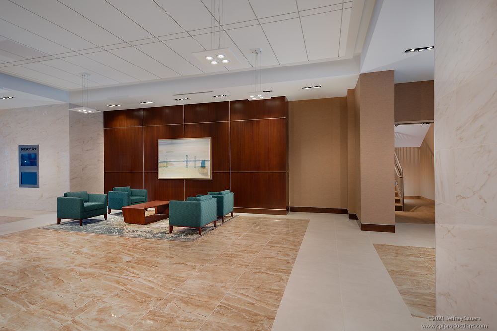 Interior photo at Annapolis Junction in Maryland by Jeffrey Sauers of Commercial Photographics, Architectural Photo Artistry in Washington DC, Virginia to Florida and PA to New England