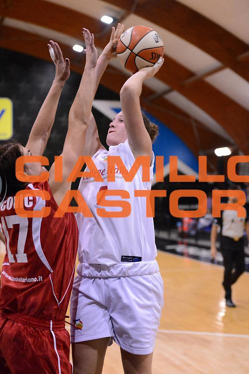 DESCRIZIONE : Roma Basket Campionato Italiano Femminile serie B 2012-2013<br />  College Italia  Gruppo L.P.A. Ariano Irpino<br /> GIOCATORE : Costa Lucrezia<br /> CATEGORIA : tiro<br /> SQUADRA : College Italia<br /> EVENTO : College Italia 2012-2013<br /> GARA : College Italia  Gruppo L.P.A. Ariano Irpino<br /> DATA : 03/11/2012<br /> CATEGORIA : palleggio<br /> SPORT : Pallacanestro <br /> AUTORE : Agenzia Ciamillo-Castoria/GiulioCiamillo<br /> Galleria : Fip Nazionali 2012<br /> Fotonotizia : Roma Basket Campionato Italiano Femminile serie B 2012-2013<br />  College Italia  Gruppo L.P.A. Ariano Irpino<br /> Predefinita :