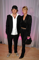LADY EMILY COMPTON and DUSTIN BURGESS at the Lauren-Perrier 'Pop Art' Pink Party in aid of Capital 95.8's Help A London Child, held at Suka at the Sanderson Hotel, 50 Berners Street, London W1 on 25th April 2007.<br /><br />NON EXCLUSIVE - WORLD RIGHTS