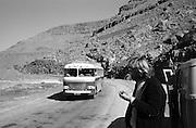 Buss i Atlasbergen