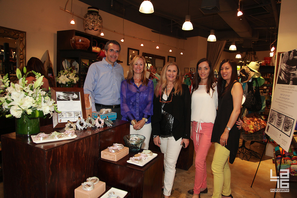 Luxury jewelry designer Gillian Julius held her Trunk Show at Capella Pedregal Hotel & Resort in Cabo San Lucas, where she presented her latest jewelry collection.