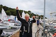 2014 European Champion Laser Radial