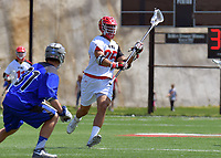 NCAA Men's Lacrosse: Air Force shoots down VMI, 14-4